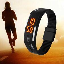 SKMEI LED Sports Watch Men Women Waterproof Digital Date Bracelet Wristwatch US