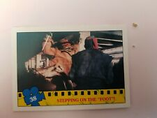 TOPPS 1990 TEENAGE MUTANT NINJA TURTLES MOVIE TRADING CARD # 38
