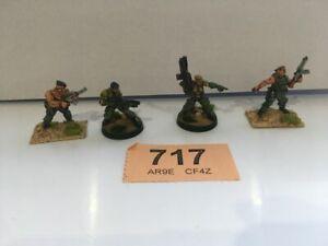 Marines Urban War Void 28mm Warhammer 40K Scale Wargames Grendel Miniatures RPG
