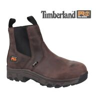 Timberland Pro WORKSTEAD Brown Dealer Safety Work Boot |6-12|