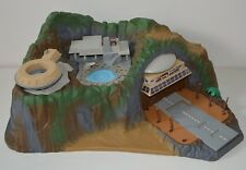 Base THUNDERBIRDS TRACY ISLAND Matchbox 1992