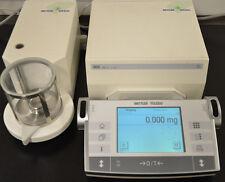 Mettler Toledo MX5 Microbalance, calibrated, 90 days warranty