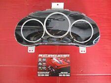 JDM Subaru WRX STi Version 9 8 2004-2007 Gauge Cluster Speedometer EJ20 260KM/H