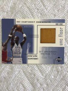 2001 Upper Deck Ovation Michael Jordan Floor Card #MHF3