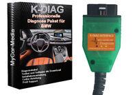 OBD2 USB Diagnosegerät Interface für BMW MINI INPA NCS Expert Rheingold Tool32