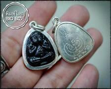 12 Legends Meteorite Phra Pitta Phra Arjarn O Thai Buddha Amulet Strong Protect
