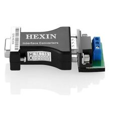 10pcs/lot HEXIN RS232 to RS485 converter
