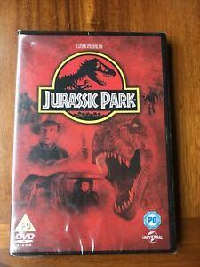 Jurassic Park [DVD] [1993] NEW & SEALED