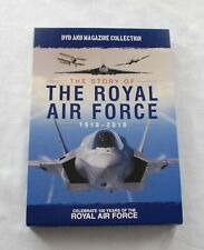 The Story of the Royal Air Force 1918 – 2018 DVD & Magazine Collection