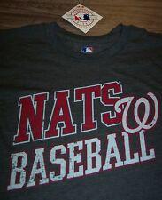 VINTAGE STYLE WASHINGTON NATIONALS MLB BASEBALL T-Shirt XL NEW w/ TAG