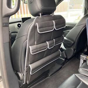 Mercedes Vito Campervan Single/Captains Seat Leatherette Back Seat Organiser Sto