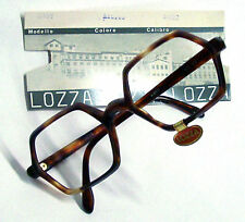 Montatura Lozza per occchiali Vista vero Raro VINTAGE '50 '60 Libico Esagonale