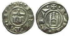 Parma - Federico II (1220-1250) - Denaro Grosso Ag g.1,34 - Mir 902