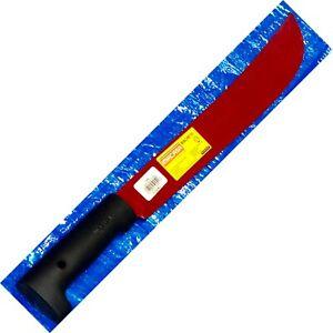 "Imacasa El Savador Machete 18"" Rojo Red Blade Polypro Handles 31--18B-LI *L@@K*"