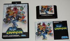 Kid Chameleon - MD Sega Mega Drive - OVP - mit Anleitung - Zustand: sehr gut