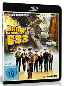 Kampfgeschwader 633 [Blu-ray/NEU/OVP] Romanvorlage von Frederick A. Smith