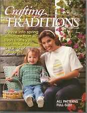 Crafting Traditions Magazine - MarchApril 1997 - Volume 15, Number 4