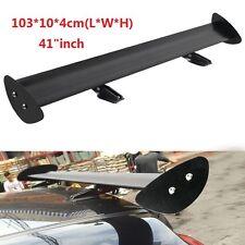 Universal Auto Lightweight Aluminum Adjustable Trunk GT Rear Racing Spoiler Wing
