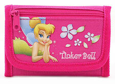 Disney Tinkerbell Hot Pink Wallet