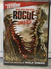 Rogue (DVD, 2008, UNRATED) RARE RADHA MITCHELL HORROR ADVENTURE BRAND NEW