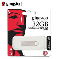 Kingston 32Go Stockage De Données DTSE9 G2 Lecteurs Flash USB 3.0 Clé