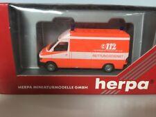 Herpa 1:87 H0 Mercedes Sprinter Feuerwehr Frankfurt