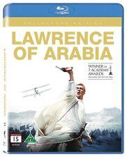Lawrence of Arabia Blu Ray Region Free