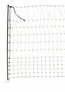 AKO Geflügelzaun Hühnerzaun Weidezaun Zaun Netz PoultryNet nicht stromführend