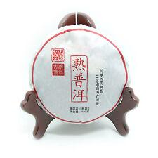 100g 3.5oz  Chinese Yunnan Ripe Puer Cake Tea Aged Shu Pu-erh Cha