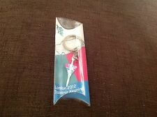 Corgi hornby london 2012 Olympic Concorde METAL KEYRING NEW ON CARD KEY RING