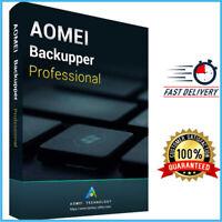AOMEI Backupper Professional v6.2 - 100% Full Version - Lifetime license key