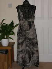 Beautiful Animal Print Per Una/Marks and Spencer Dress in Size 12L - Worn Once