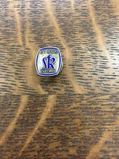 Sterling St. Regis Hotels? Enameled 15 Year Employee Service Pin