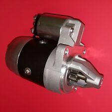 Kia Sephia 1995 to 2001 L4/1.8L Engine w/Manual Trans Starter Motor