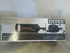 Intex Double Quick Ii Hi-Output Hand Pump 14 Inches 36cm