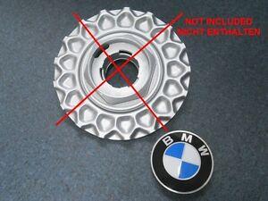 orig. BMW E30 mittlere Abdeckung für BBS Nabendeckel