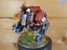 Plástico Warhammer espacio Marina Ironclad Dreadnought Pintado (L)