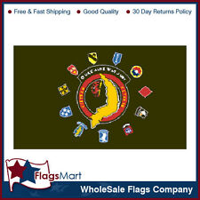 3x5 ft Vietnam Veteran Flag #F1371