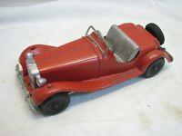 Vintage Hubley Kiddie 485 Die-Cast Metal Toy Car Roadster