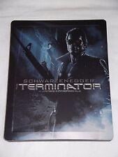 The Terminator, play.com exclusive blu ray steelbook