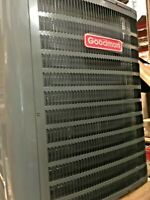 GOODMAN MODEL GSZ140241KH 2 Ton 14 SEER Heat Pump Air Conditioner Condenser(NEW)