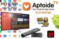 Amazon Fire TV Stick💥Latest Software💥APTOIDE TV💥YouTube💥Premium💥LEGAL UK