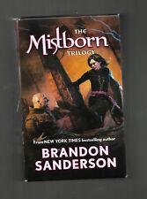 FANTASY paperback  lot The Mistborn Trilogy boxset  SANDERSON