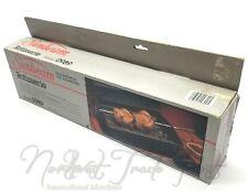 Sunbeam Rotisserie Kit Model 0989 Gas Bbq Grill Accessories Spit Rod Forks Motor