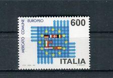 Italia 1992 Mercato unico europeo MNH