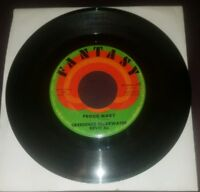 Creedence Clearwater Revival 45 Proud Mary / Born on the Bayou Fantasy 619
