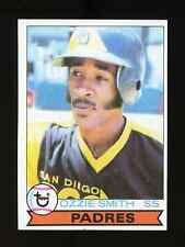 1979 Topps OZZIE SMITH Rookie card # 116 PADRES NM o/c
