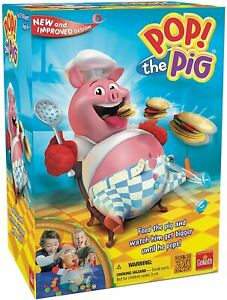Pop The Pig Board Game NEW & IMPROVED VERSION