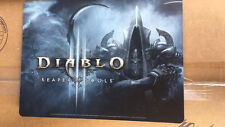 Diablo III 3 Reaper of Souls Collector's Edition Mouse Pad new mousepad only