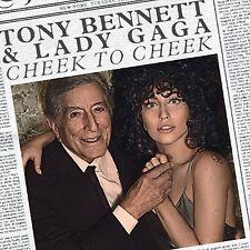 TONY BENNETT & LADY GAGA (CHEEK TO CHEEK CD - SEALED + FREE POST)
